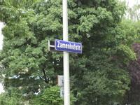 Zamenhof-Strato, Okcidenta Flanko